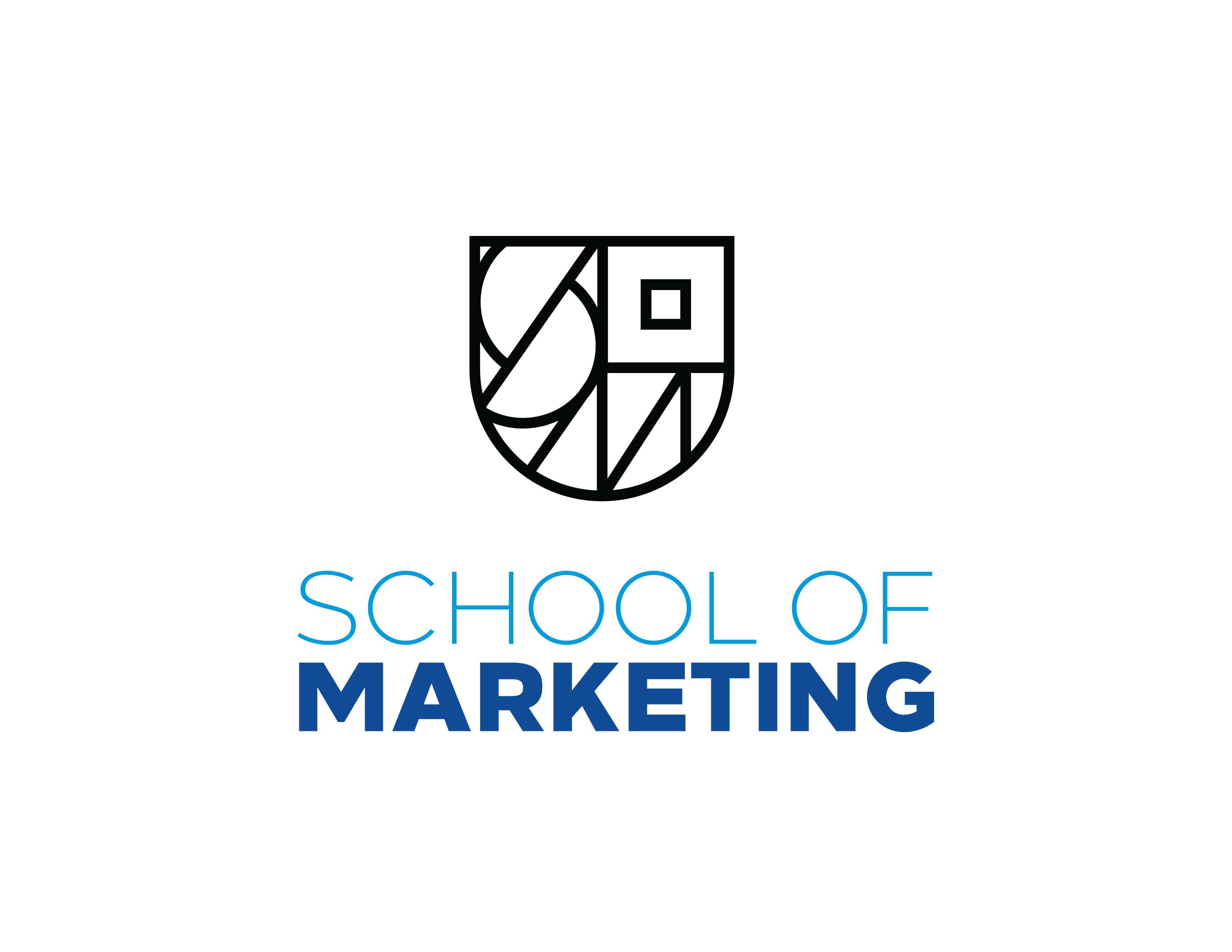 Hilton School of Marketing Logo Concept